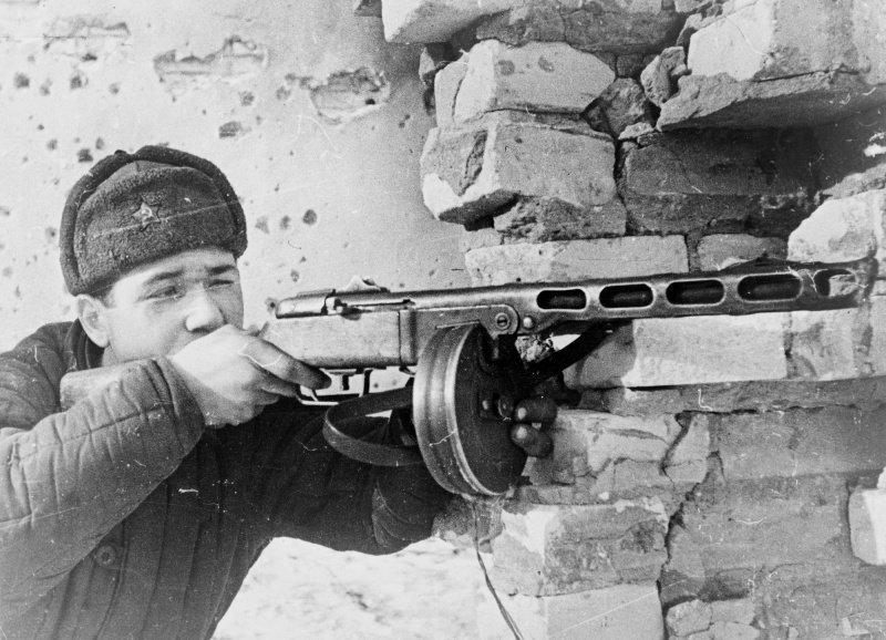 7. ППШ СССР, история, факты