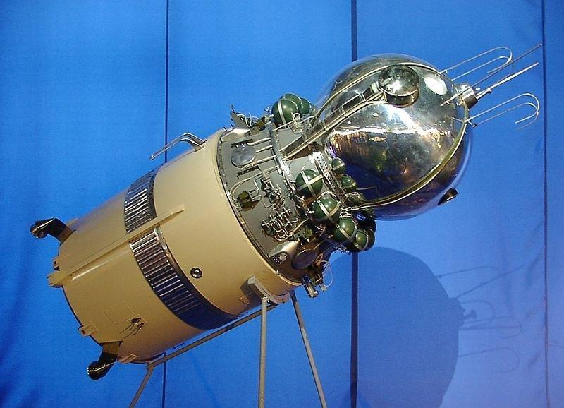5. Космический корабль «Восток» СССР, история, факты