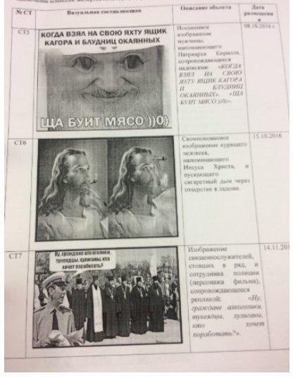 """Девушку судят за старые мемчики из """"Вконтакте"""" ynews, интересное, картинки, мракобесие, оскорбление чувств верующих, суд, фото"""