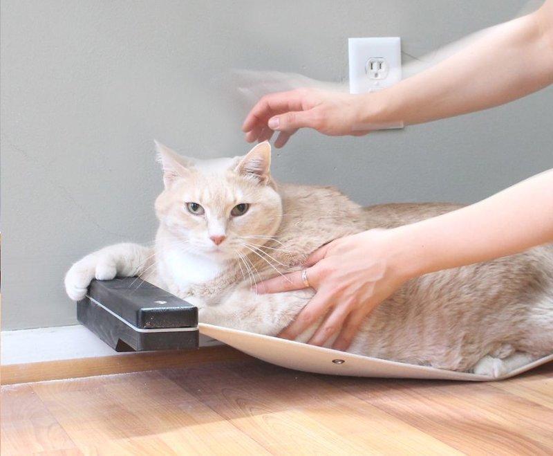 А еще очень любит хозяйскую кровать, так что ему выделили одну треть Catastrophicreations, Бронсон, диета, животные, история, кот, похудение, фото