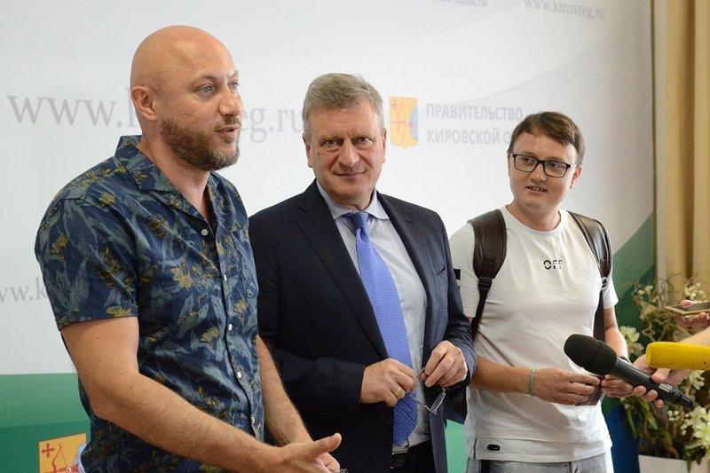 КВНщики стали советниками российского губернатора ynews, власть, губернатор, интересное, квн, советники, фото