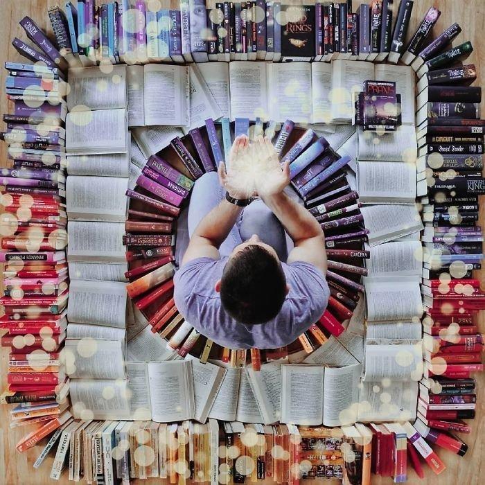 13. арт-проект, инстаграмм, книга, книги, книжный червь, композиция, красота, чтение
