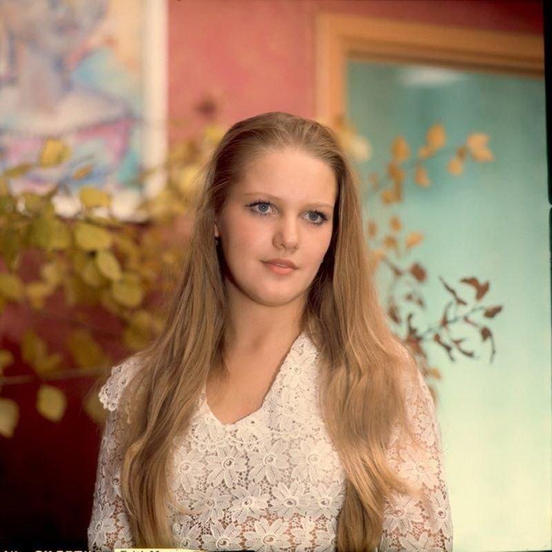 Елена проклова фото в молодости