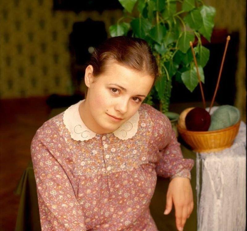5. Елена Цыплакова СССР, актрисы, история, кино