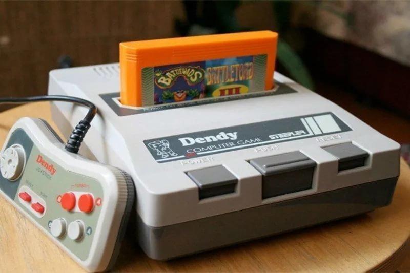Сыграй со мной:игры на Dendy 90 годы, dendy, джойстик, игры, компьютер, приставка