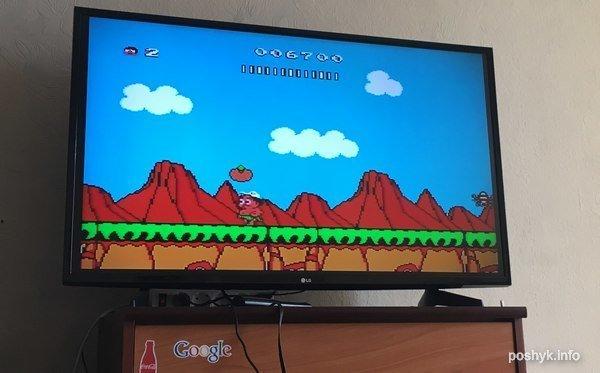 Adventure Island 90 годы, dendy, джойстик, игры, компьютер, приставка