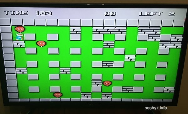 Bomberman  90 годы, dendy, джойстик, игры, компьютер, приставка