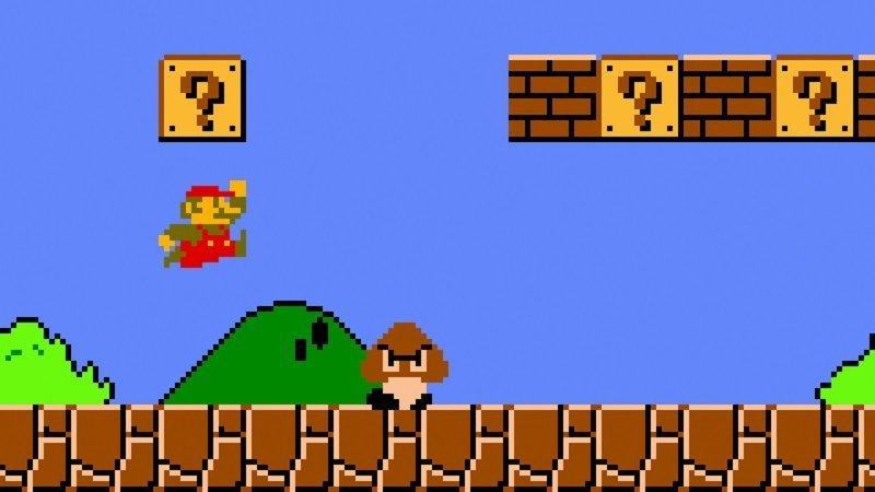 Super Mario Bros / Супер Марио 90 годы, dendy, джойстик, игры, компьютер, приставка