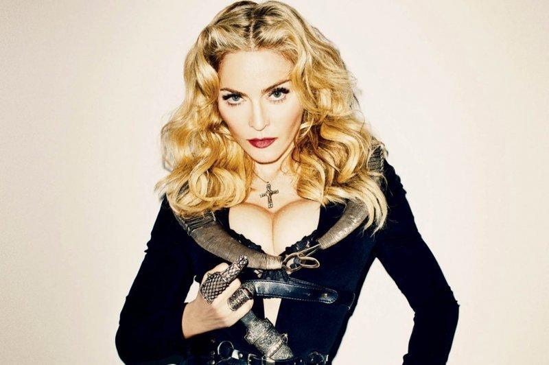 Мадонна без макияжа, звезды, знаменитости, не узнать, повседневность, принять себя
