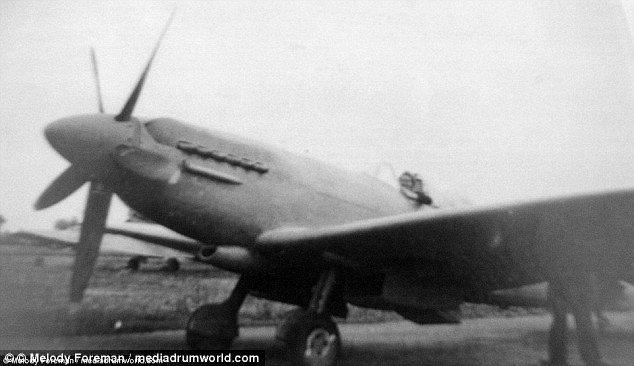 Мэри в кабине Spitfire в годы войны вторая мировая война, женщина-пилот, история, летчики, новости, память, пилоты, смерть