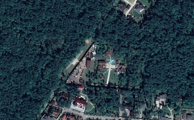"""Так выглядит территория """"Дома-2"""" с высоты, и именно здесь пройдёт дорога ynews, дом-2, интересное, конец, наконец-то, сносят дом-2, фото, шоу"""