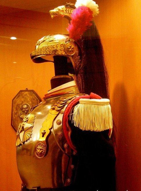 Парадная форма кирасира-гвардейца (1878-1900), Италия военное, история, красота, мундир