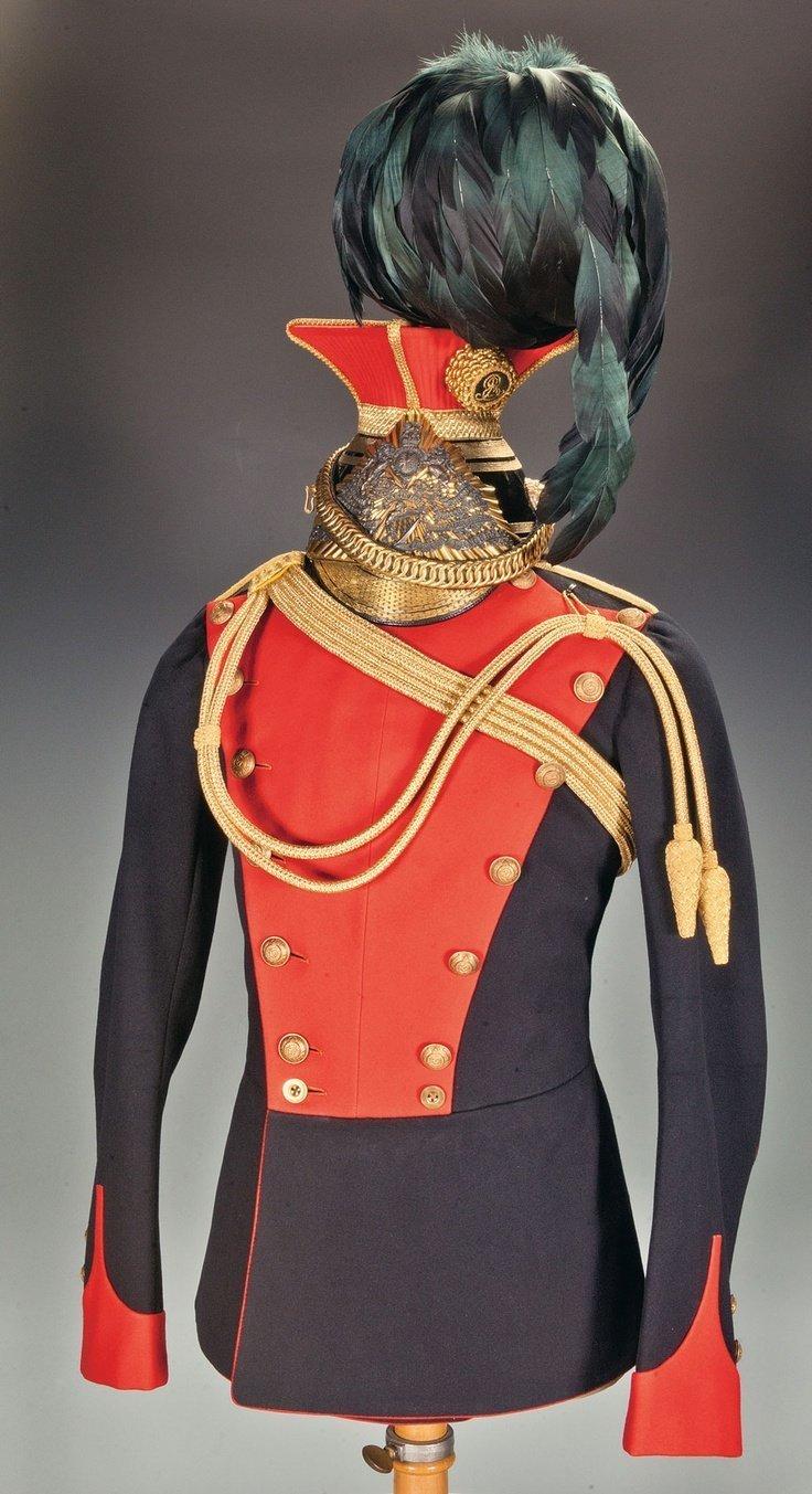 Историческая красота - парадные мундиры военное, история, красота, мундир