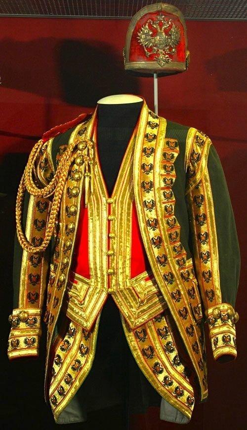 Россия, парадный мундир армии Николая I военное, история, красота, мундир