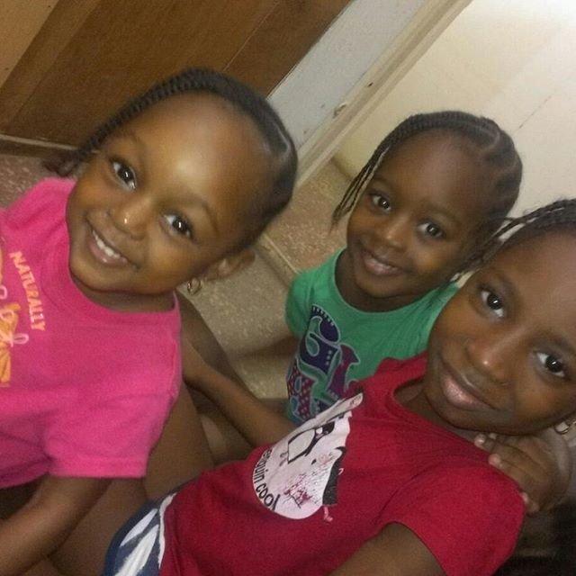 Джейр — 5-летняя «самая красивая девочка в мире» из Нигерии Джейр, в мире, девочка, красота, люди