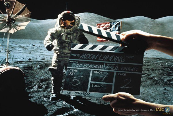 Более половины россиян считают высадку американцев на Луну фейком ynews, Армстронг, ВЦИОМ, высадка на луну, опрос