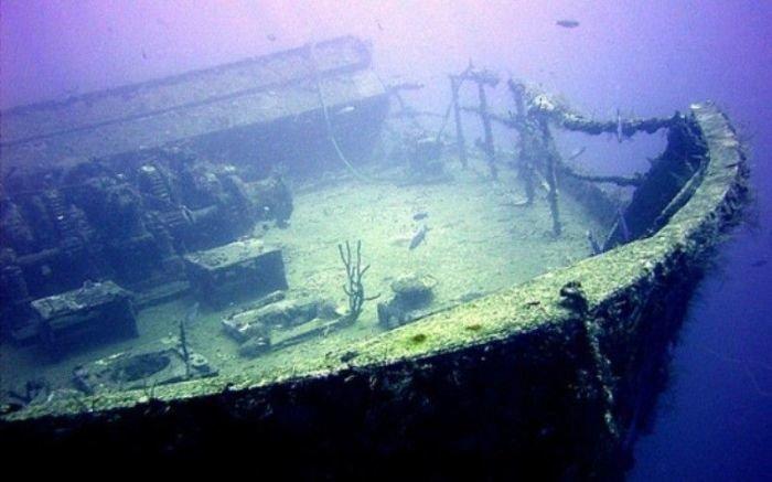 Сокровища с парохода «Варягин» богатство, история, клад, пираты, потерянный клад, сокровища