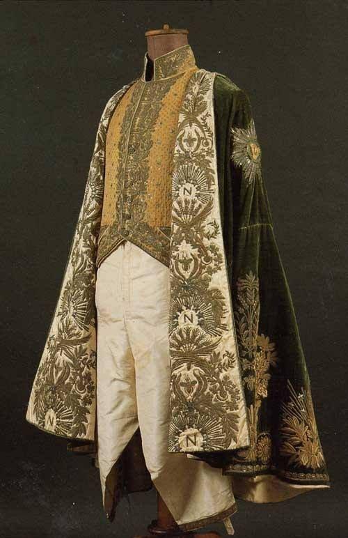 Еще Наполеон, 1805 вышивка, искусство. шитье, красота, старинные