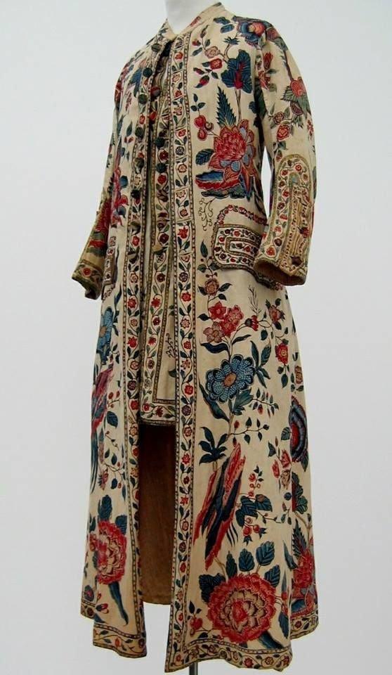 Можете ли вы себе представить, что это все сделано вручную? вышивка, искусство. шитье, красота, старинные