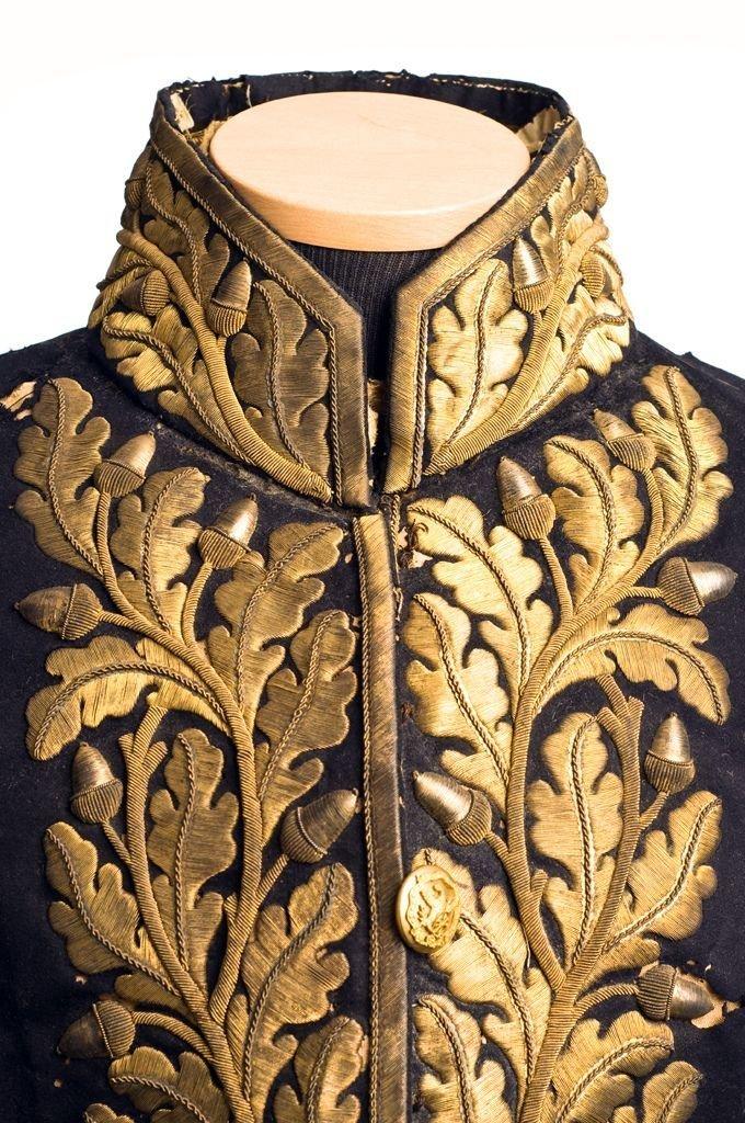 Прочие мундиры и военная атрибутика вышивка, искусство. шитье, красота, старинные