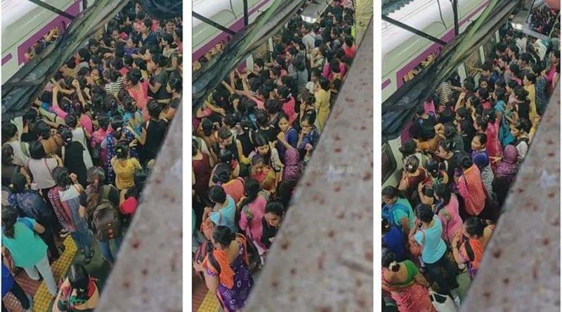 После этого видео вы точно не будете жаловаться на загруженность общественного транспорта в своём городе в мире, видео, индия, люди, народ, толпа, транспорт