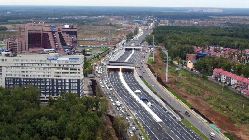 Москва строится и улучшается на радость жителей и гостей столицы! Сергей Собянин, новости, стройка, тоннель, улучшения