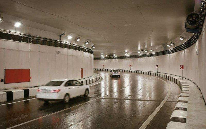Поясним, что Калужское шоссе на участке от МКАД до ЦКАД (20–49 километры) является основной магистралью в ТиНАО Сергей Собянин, новости, стройка, тоннель, улучшения