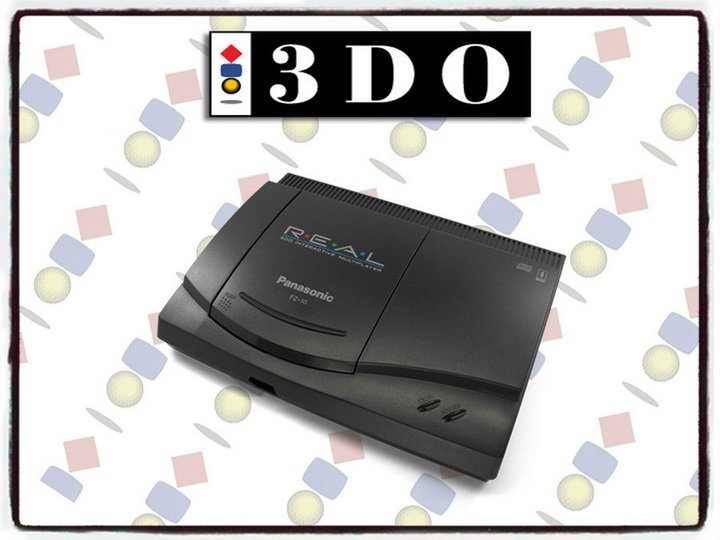Panasonic 3DO-легендарная консоль 90-х