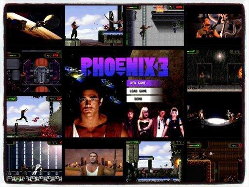 Phoenix 3 90 годы, panasonic, джойстик, игры, компьютер, приставка