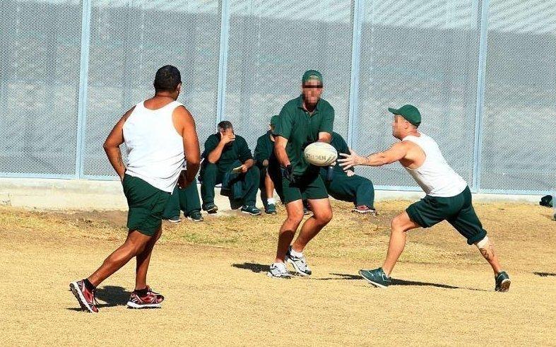 Внутри ультрасовременной тюрьмы строгого режима в Австралии Тюрьма, австралия, в мире, зеки, люди, уют