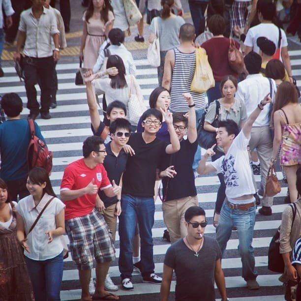 11. Особенно в путешествиях всех раздражают китайцы, которые обожают остановиться посреди дороги ради фото отдых, отпуск, русские туристы, туристы, фото