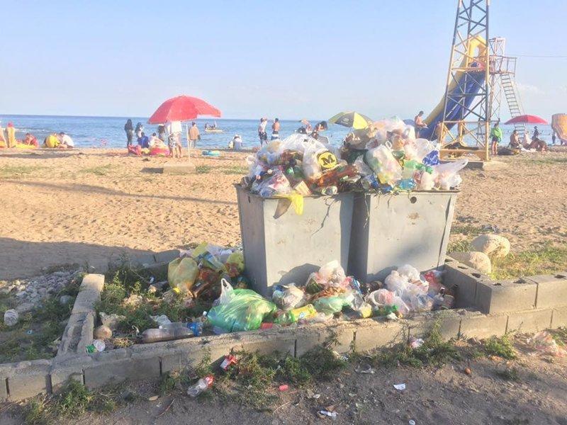 8. Многие пляжи превратились в настоящие свалки отдых, отпуск, русские туристы, туристы, фото