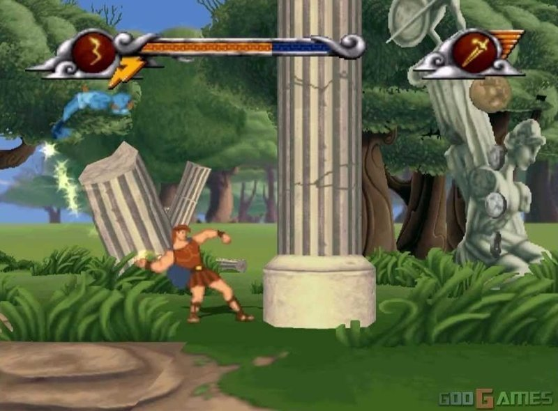 Hercules: The Action Game