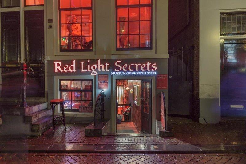 """9. Музей проституции """"Секреты Красных фонарей"""", Амстердам China, интересно, китай, музеи, туризм"""