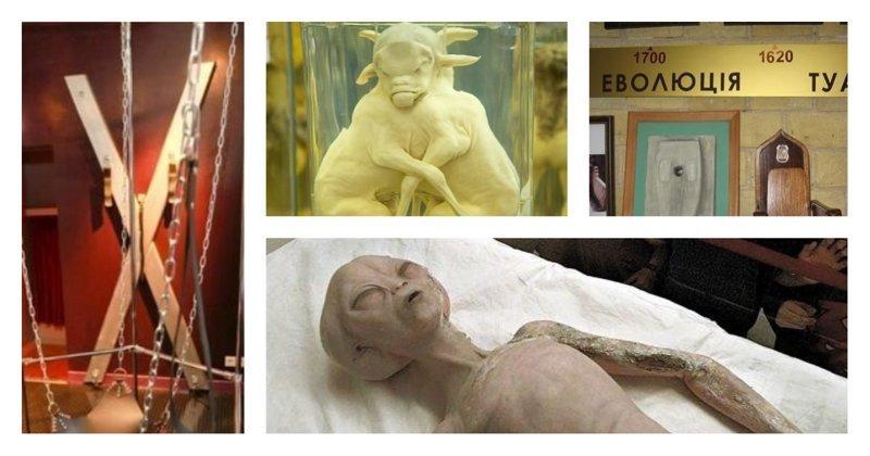 10 cамых необычных музеев мира по версии китайцев China, интересно, китай, музеи, туризм