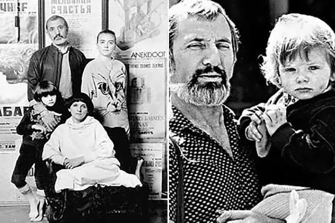 Виктор Мережко вдовец, воспитание детей, звёзды СССР, знаменитости