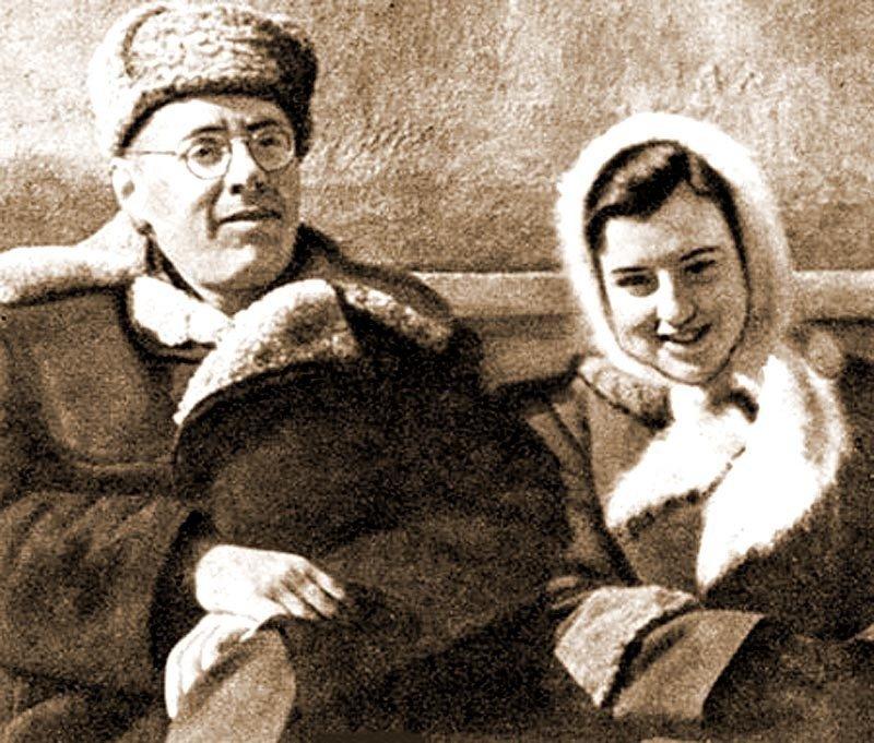 Юрий Левитан вдовец, воспитание детей, звёзды СССР, знаменитости