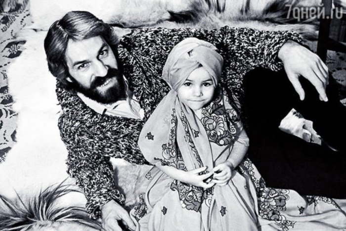 Борис Хмельницкий вдовец, воспитание детей, звёзды СССР, знаменитости