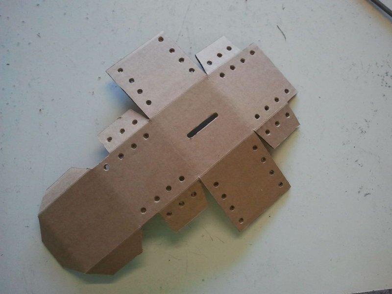 Развёртка handmade, вещи из мусора, вторая жизнь, как это сделать, картон, картонная коробка, переделка