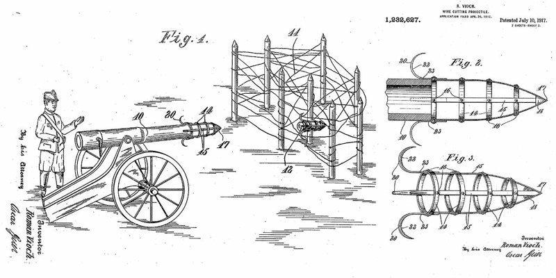 Поделки инженеров из США: слёзы для военных история, оружие, первая мировая война, сша, юмор