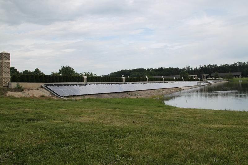 120 кВт резервной энергии или Как запитать усадьбу от энергии солнца map, КЭС, МикроАРТ, СЭС, автономка, инвертор, солнечная электростанция, солнечные батареи