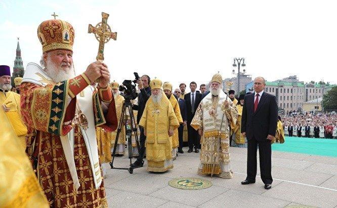 Жена священника рассказала об ужасных условиях мероприятия в Кремле ynews, интересное, откровение, причастие, священники, фото, церковь