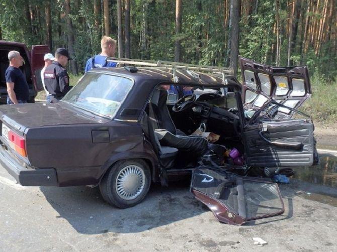 Авария дня. Бесправник устроил смертельное ДТП в под Челябинском авария, авария дня, авто, авто авария, ваз, видео, дтп, смертельное дтп