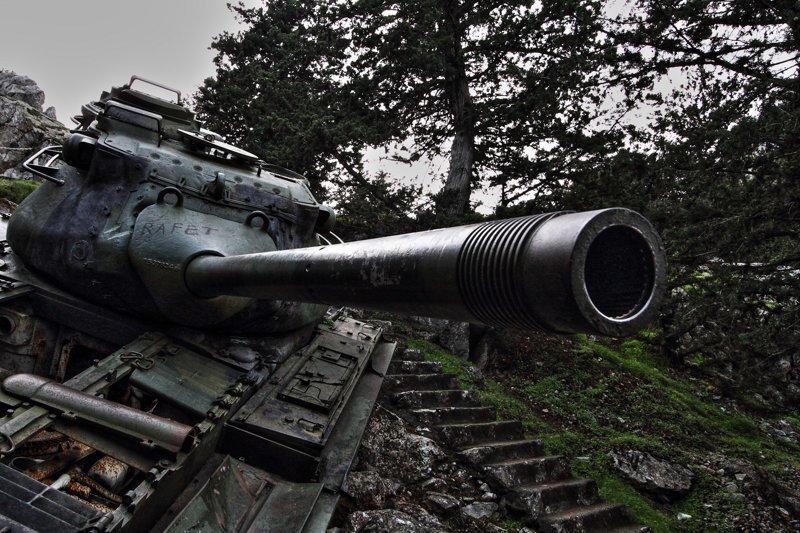 Не стреляй! Заброшенные танки со всего мира военная техника, заброшенное, история, прошлое, танк, эстетика