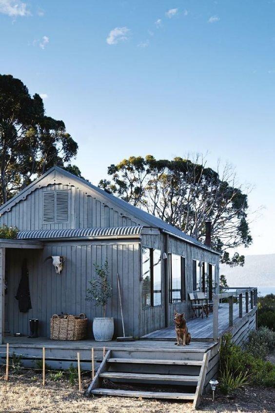 15. Домик в Австралии Красивые дома, Пляжный домик, бунгало, на море, отпуск, природа, у моря