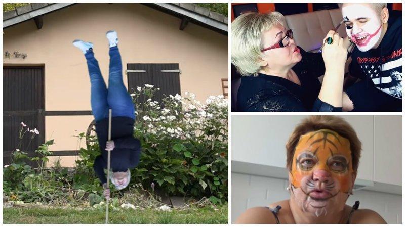 Как развлекаются наши пенсионеры на YouTube? youtube, блоги, видео, интересное, люди, пенсионеры, юмор