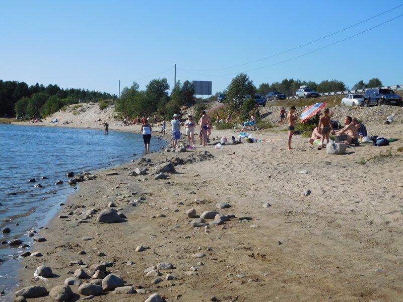 В Мурманске лето!!! 29 июля 2018 год, лето, мурманск, пляжи