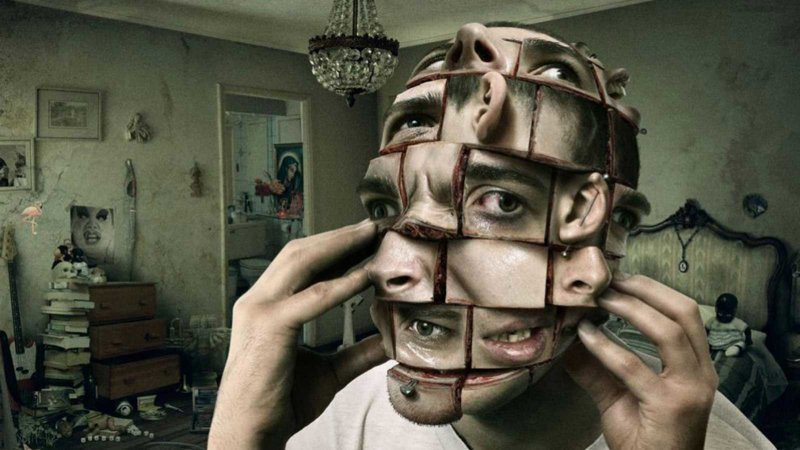 Как мозг заставляет нас видеть и чувствовать то, чего на самом деле нет душевные заболевания, психиатрия, психология, сумасшествие