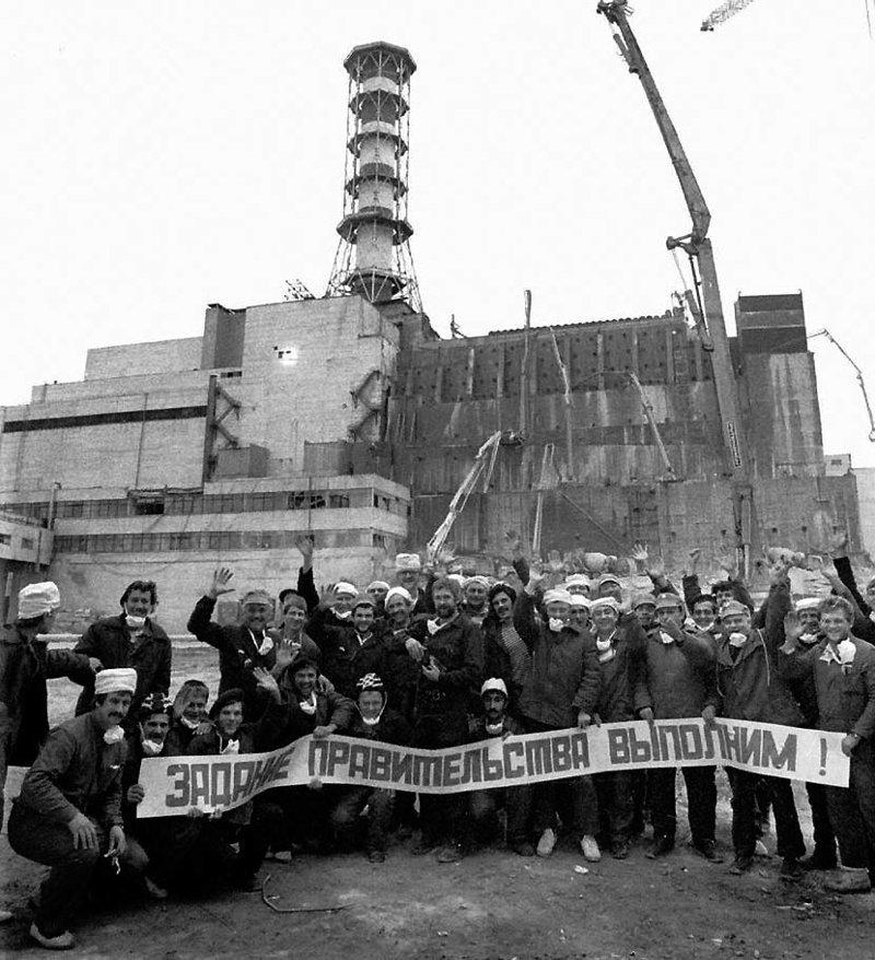 Чернобыль. 1986 год исторические фотографии, история, редкие фотографии