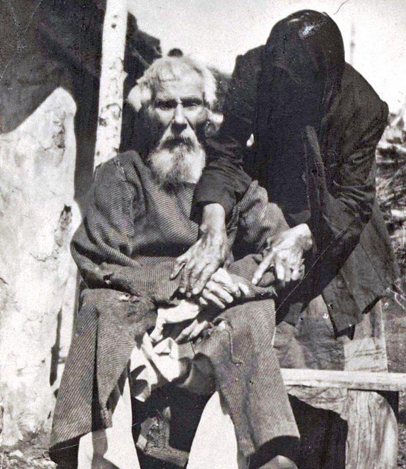 Единственная фотография участника Бородинского сражения. Павел Яковлевич Толстогузов в возрасте 117 лет. 1912 год исторические фотографии, история, редкие фотографии